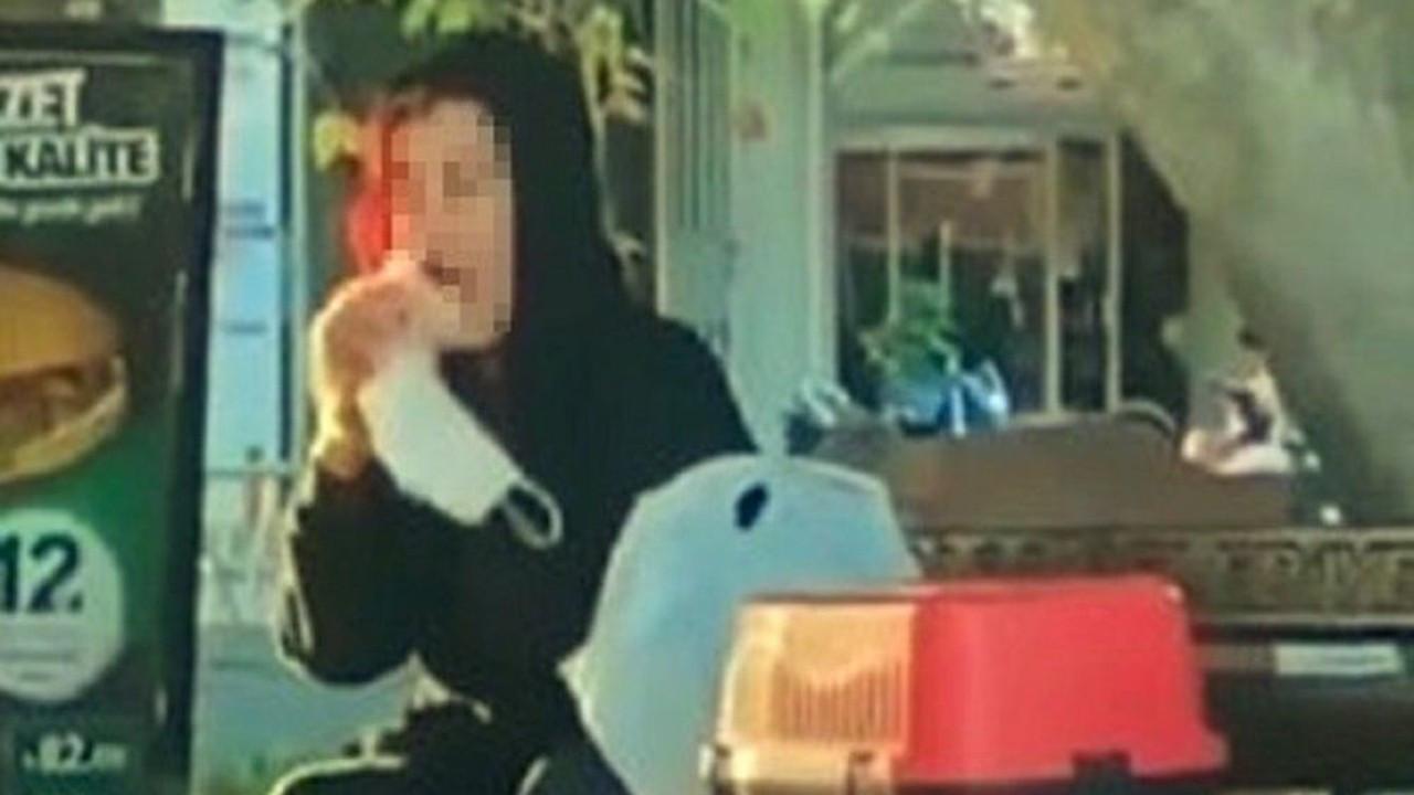 Hamster'ı tokatlayıp ısıran kadına para cezası