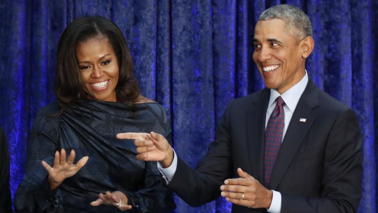 Obama: Biden'ın kabinesinde yer alırsam Michelle beni terk eder