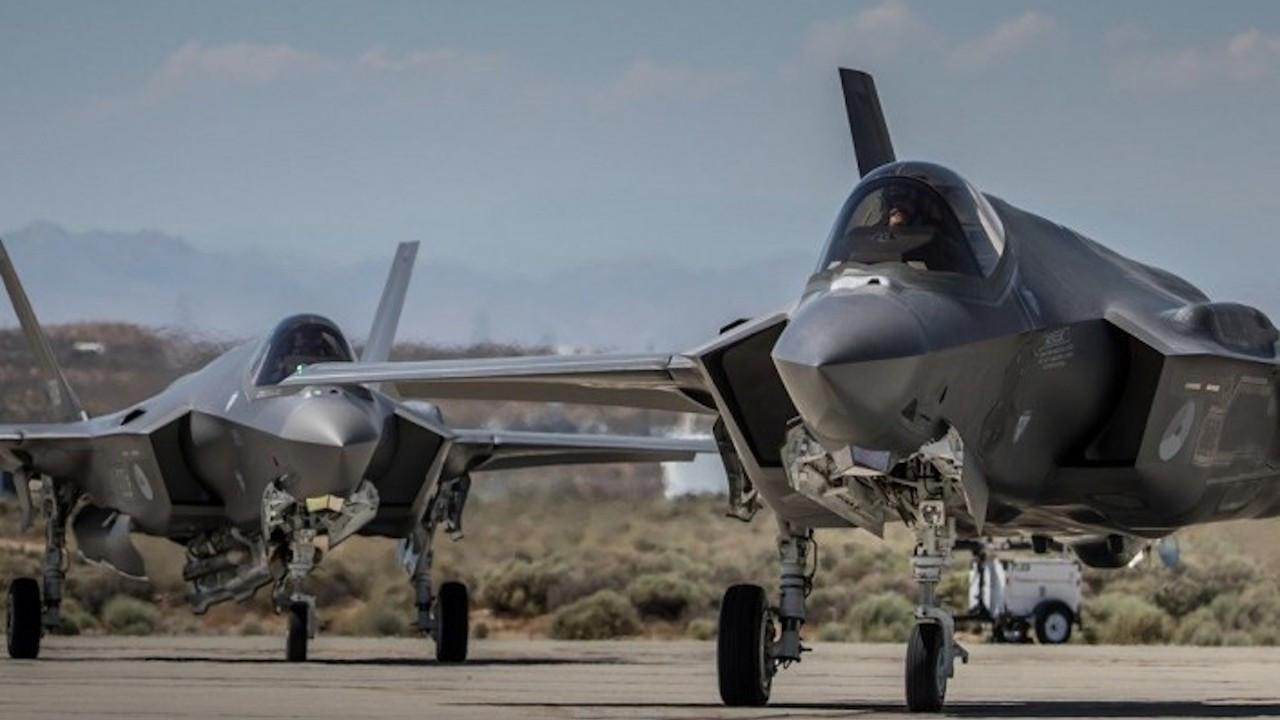 Yunanistan ABD'den 'acil' F-35 istiyor