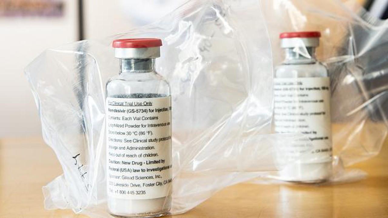 Gilead Türkiye'den Remdesivir uyarısı: Karaborsada satılanlar sahte