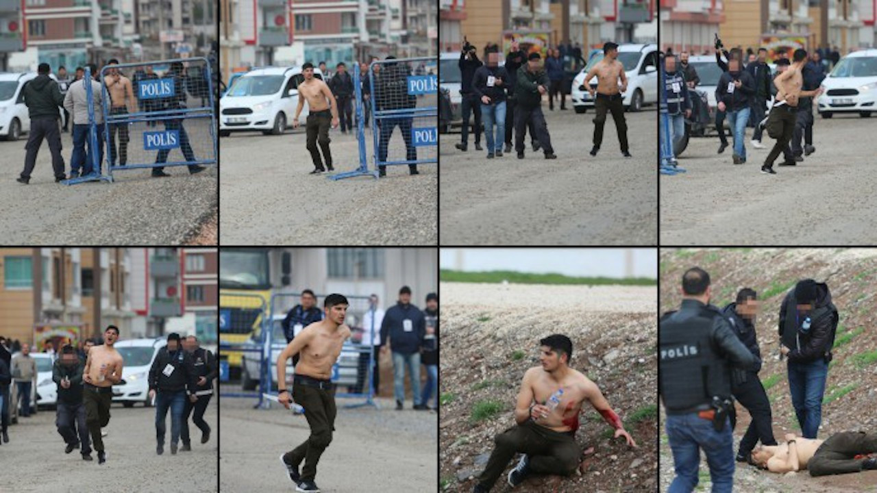 Kemal Kurkut davasında polis beraat etti