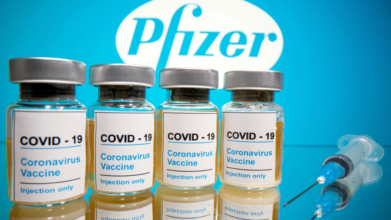 Pfizer soğuk zinciri test ediyor: 'Pilot aşı dağıtımı' başlatıldı