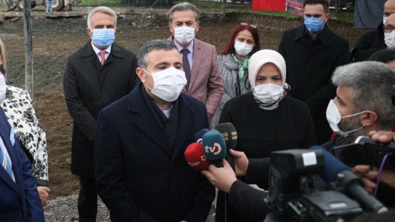 Düzce Valisi Cevdet Atay karantinada