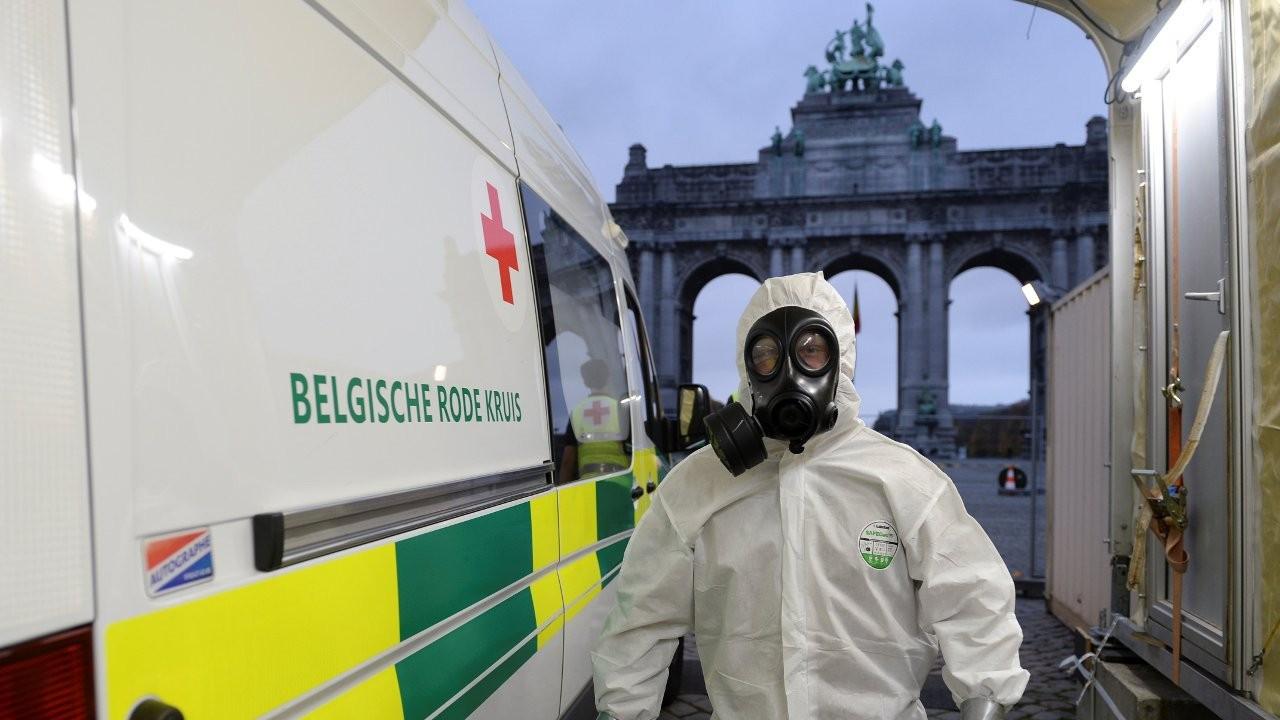 Belçika'da hemşire kılığında Covid-19 hırsızlığı