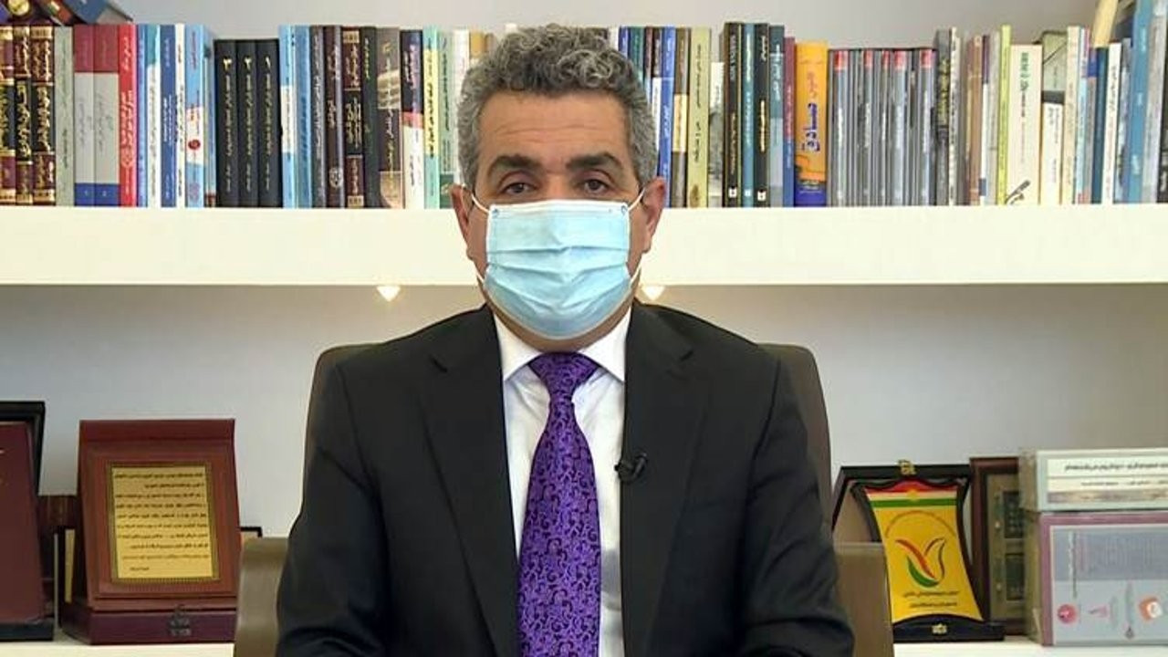 Erbil Valisi Ferset Sofi koronadan vefat etti