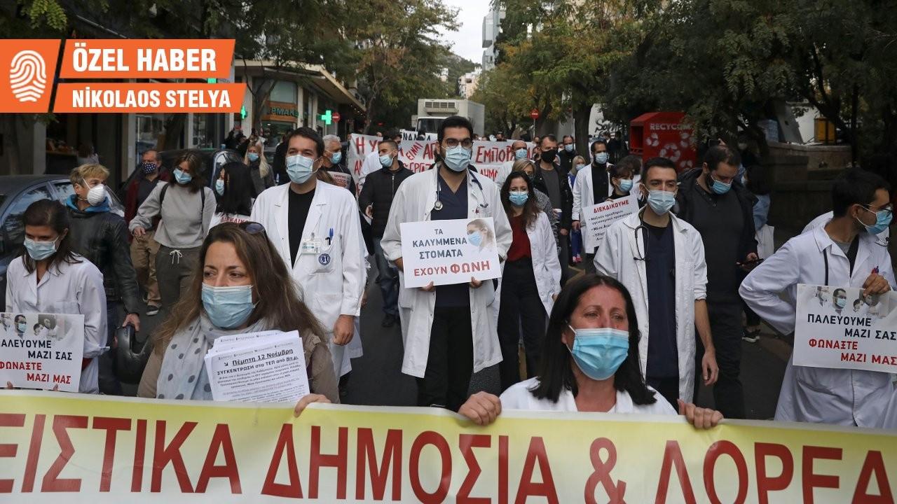 Yunanistan'da durum kritik: Hava yoluyla hasta nakli gündemde