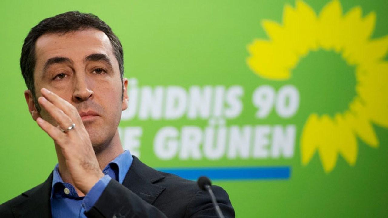 Cem Özdemir'den Merkel'in Türkiye politikasına eleştiri: Erdoğan'a daha net mesajlar verilmeli