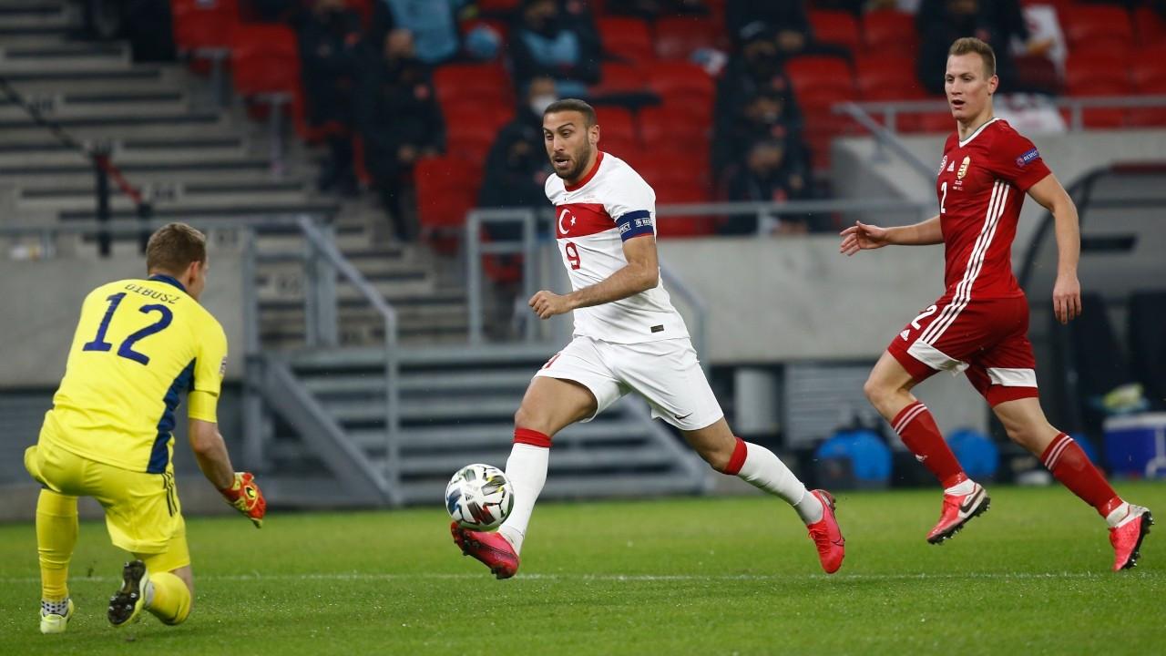 Türkiye, UEFA Uluslar Ligi'nde küme düştü