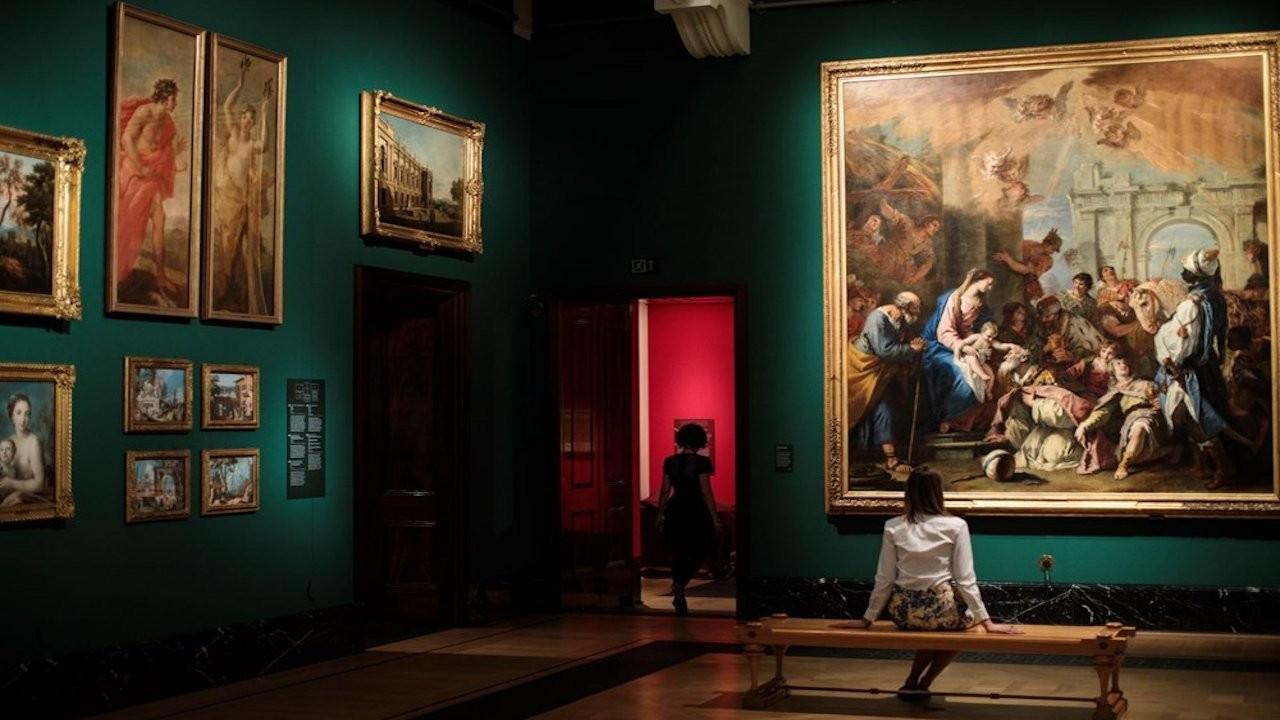 Buckingham eserleri halkın ziyaretine açılıyor