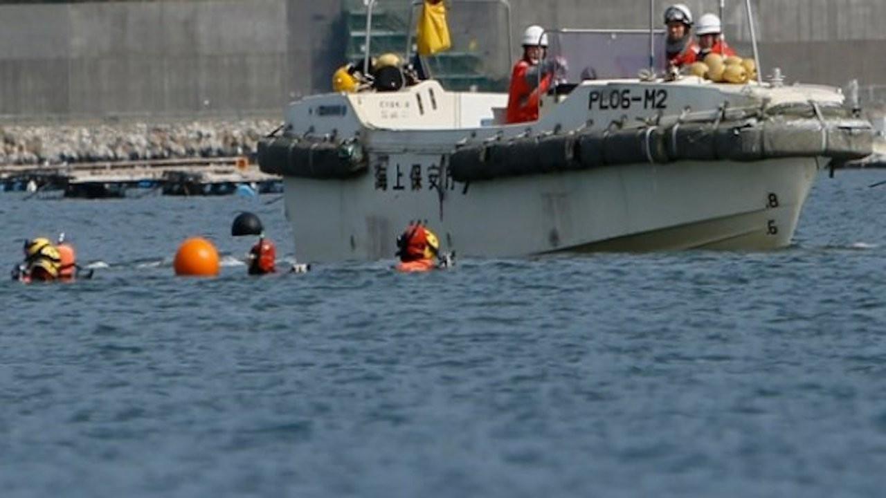 Japonya'da tekne battı: 52 öğrenci kurtarıldı