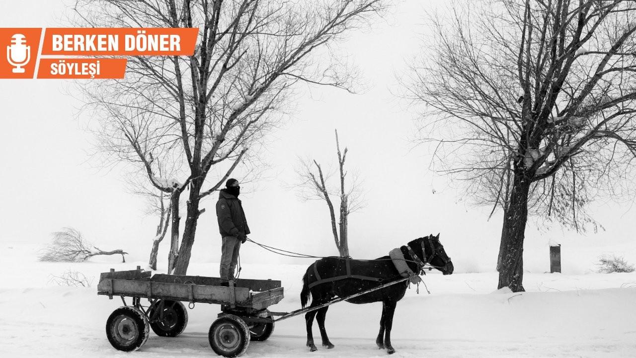 Behçet Çiftçi ile yürümek ve yollar üzerine