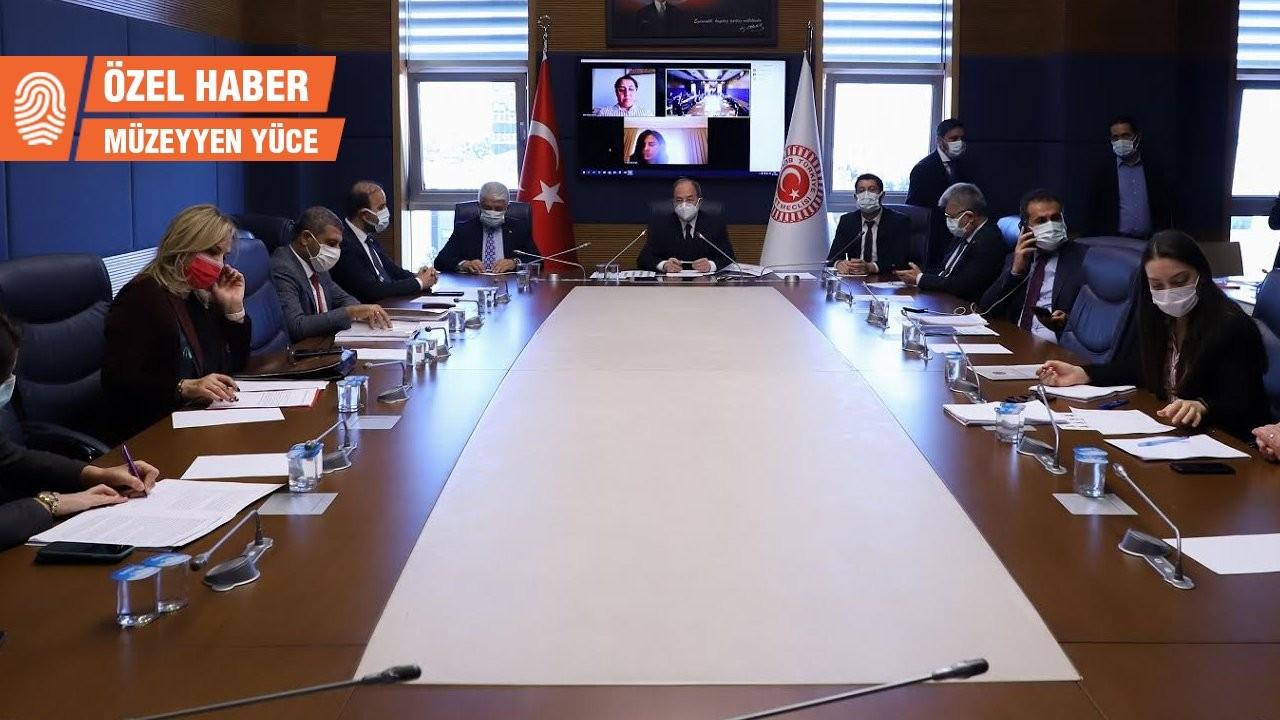Meclis'te korona virüsü önerisi: Meclis yemekhanesi kapatılsın, milletvekillerine HES uygulansın