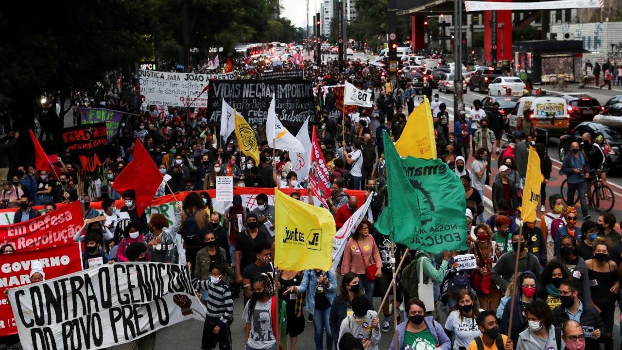 Brezilya'da bir siyah vatandaşın öldürülmesi infial yarattı