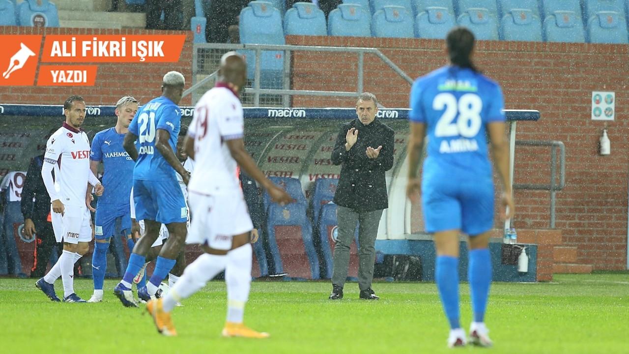 Trabzonspor Abdullah Avcı ile daha uygar