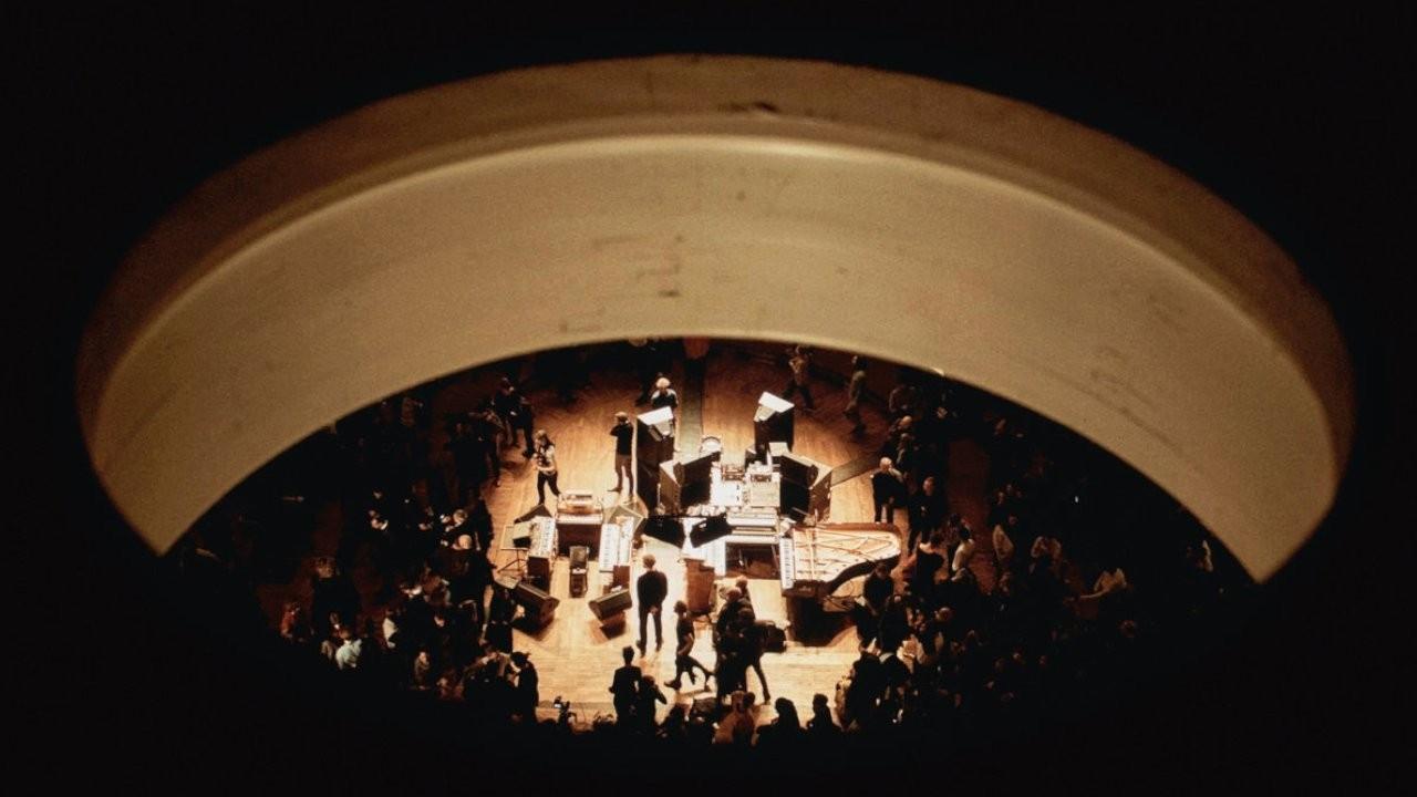 Nils Frahm, bir canlı albüm ve konser filmi yayınlayacak