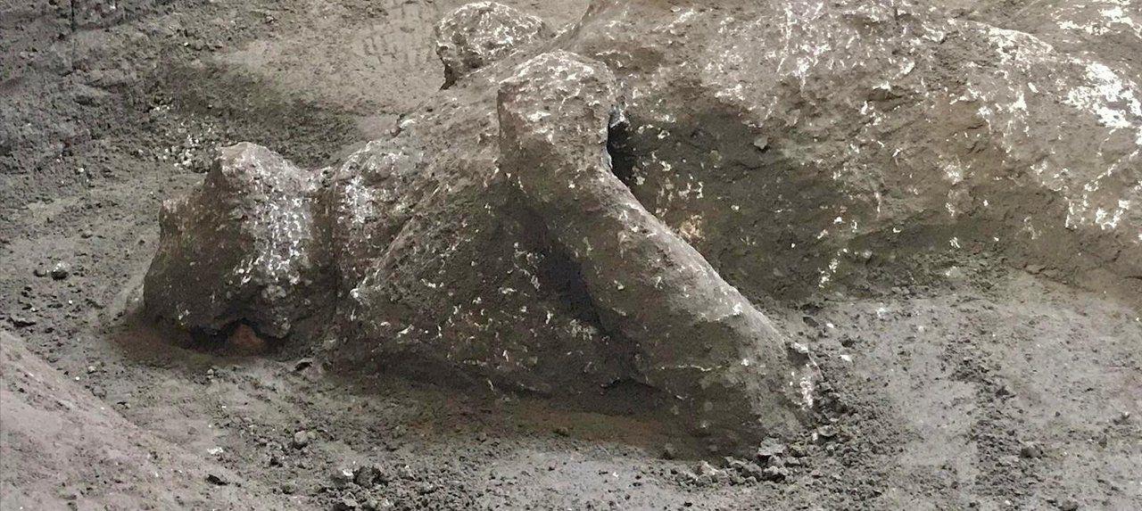 Pompeii'de yüzlerce yıl sonra büyük keşif: Külle kaplı iki cansız beden bulundu - Sayfa 3