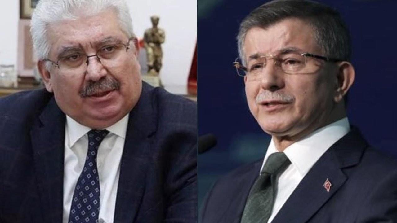 Davutoğlu'nun Kürtçe mesajına MHP'den yanıt: Bölecek Partisi