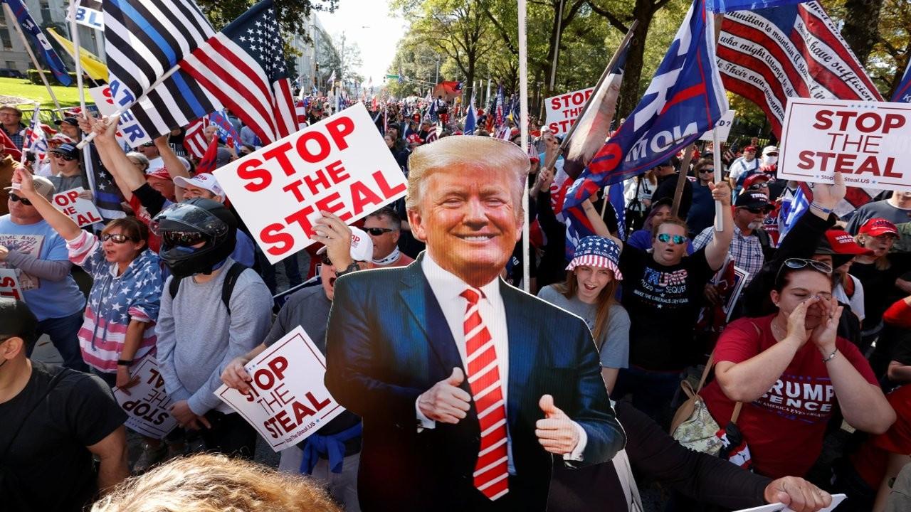 Trump'a yargıdan kinayeli ret: İddialar Frankenstein'ın canavarı gibi