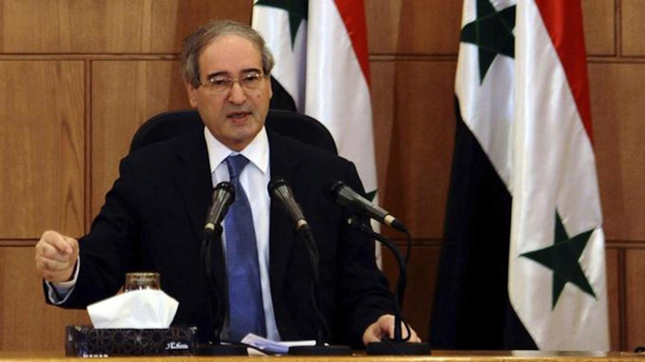 Suriye Dışişleri Bakanı: Türkiye, işgali sona erdirip asker çekmeli