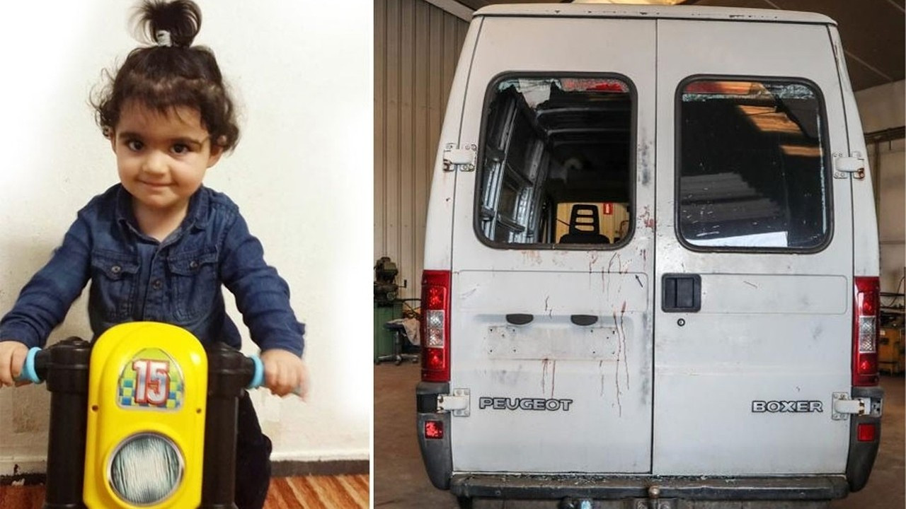 Iraklı bebeği öldüren Belçikalı polis hakim karşısında