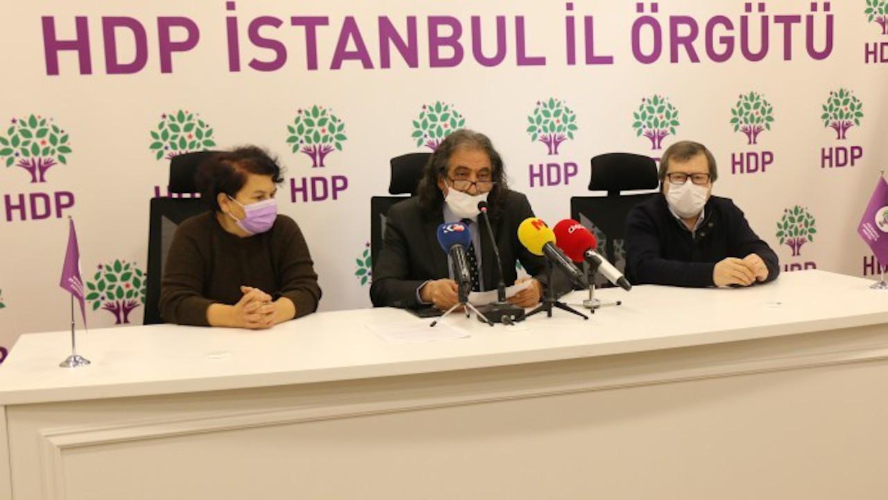 HDP: Sürü bağışıklığından vazgeçin