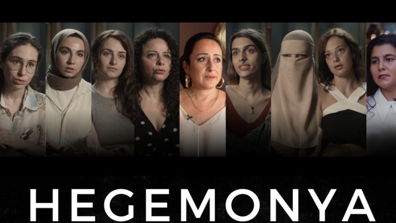 'Hegemonya' belgeseli 25 Kasım'da yayınlanacak