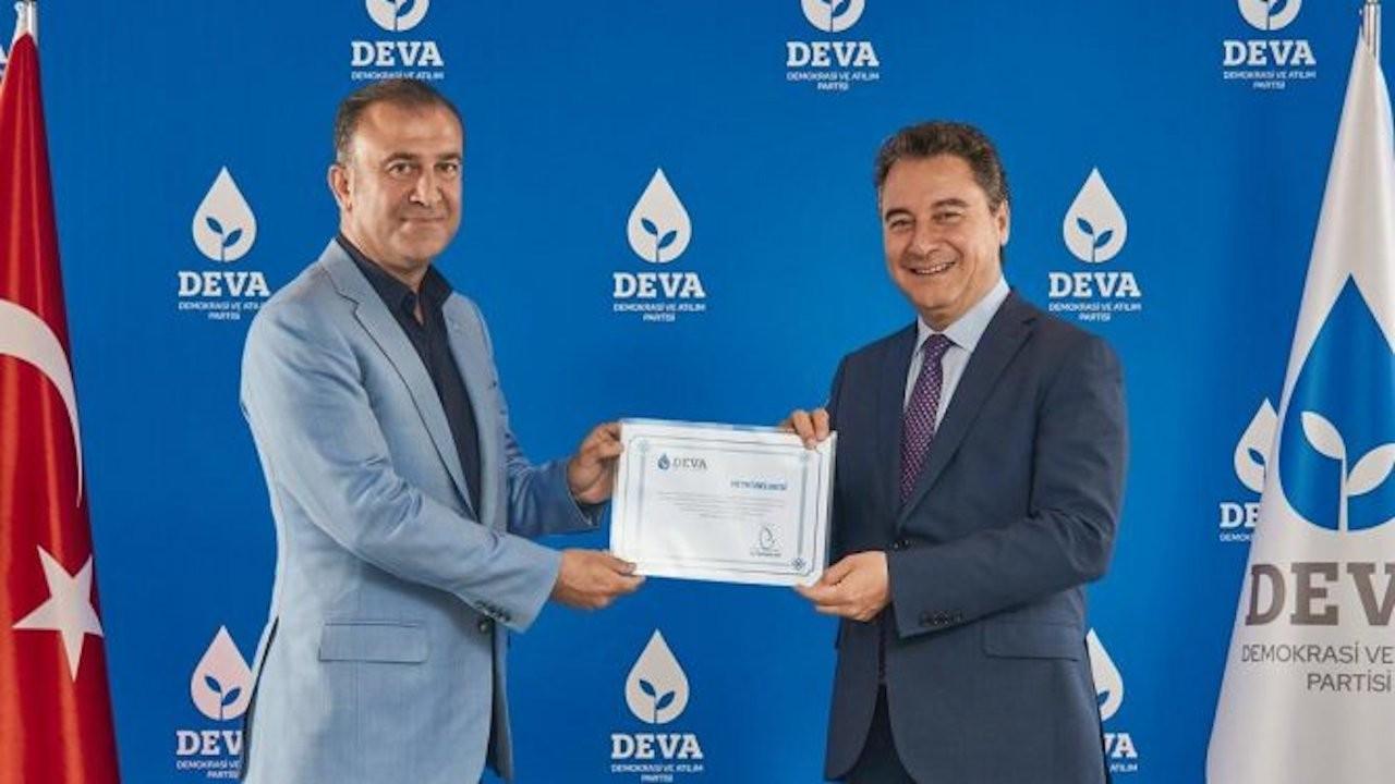 DEVA Partisi İstanbul yönetimini belirledi