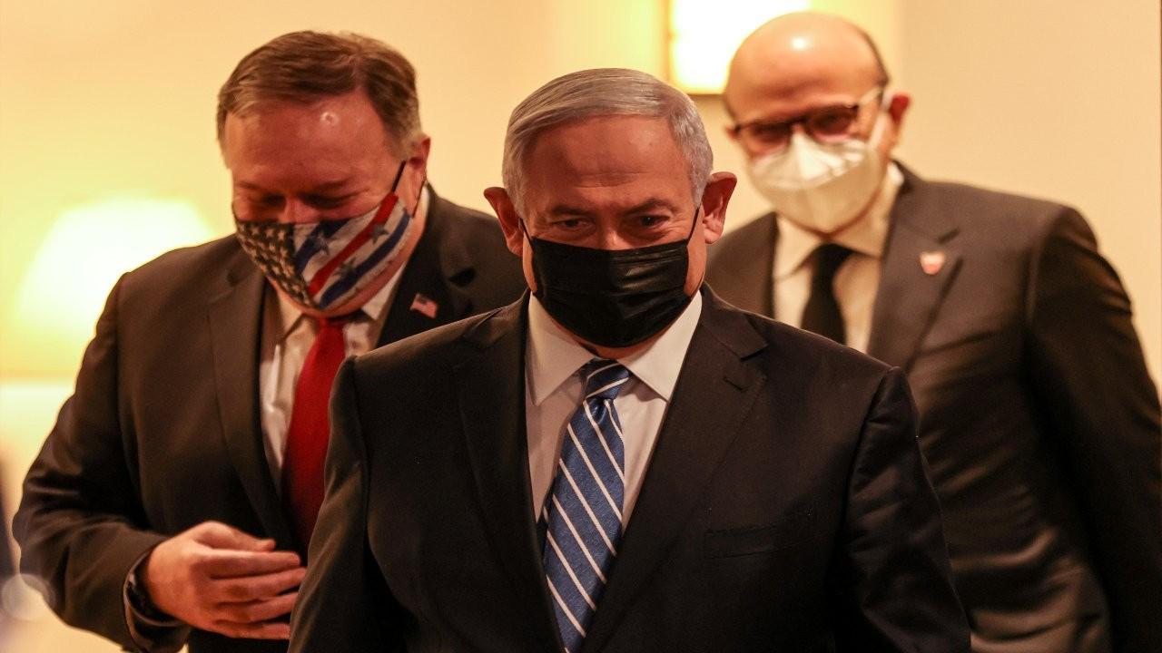 İddia: Netanyahu gizlice Suudi Arabistan'a gitti