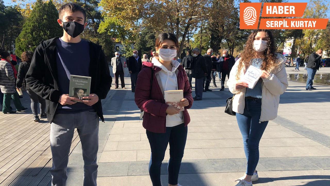 Erbaalıların 'kıpraşmadan sorutmasına' polis izin vermedi