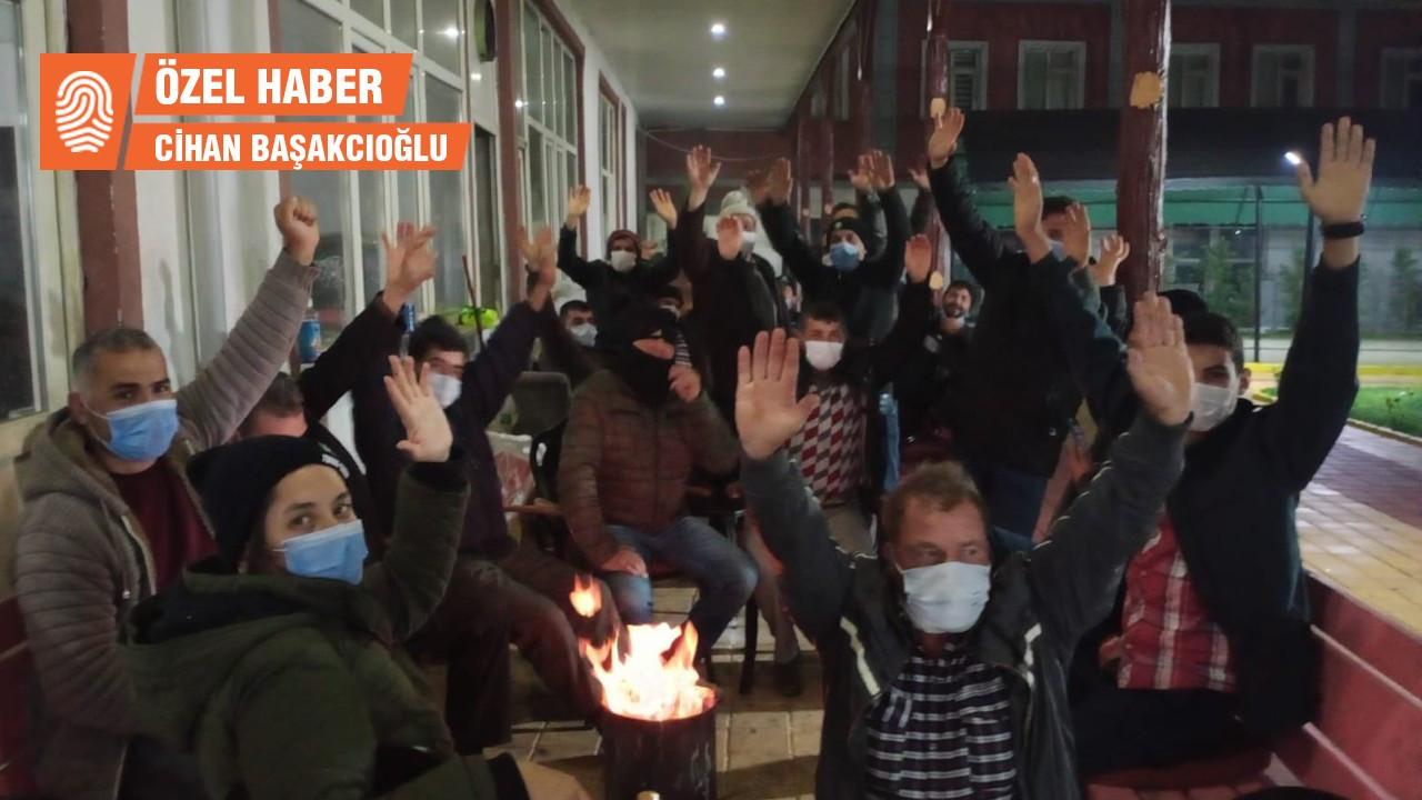 Ermenekli madenciler yola çıkıyor: Yeter artık