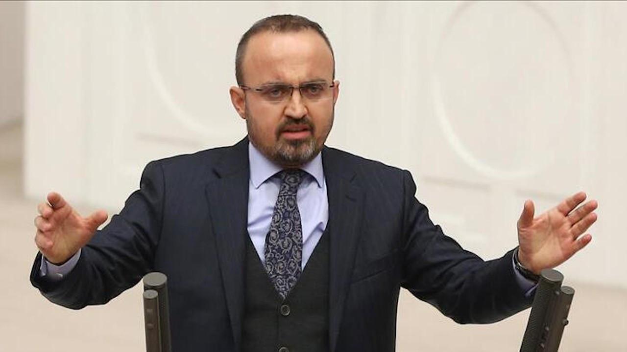 AK Partili Bülent Turan'dan Arınç'a: En büyük hizmeti istifa