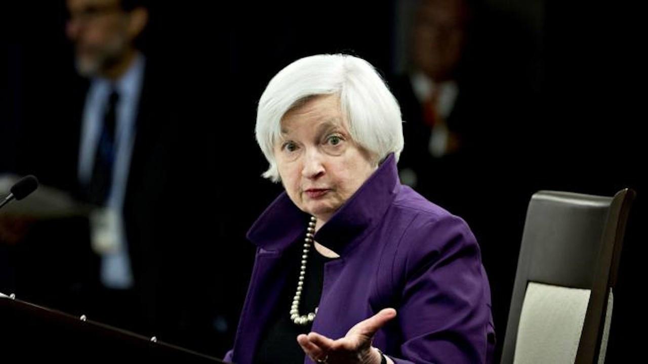 ABD Hazine Bakanı Yellen: Şu an derin bir çukurdan çıkıyoruz