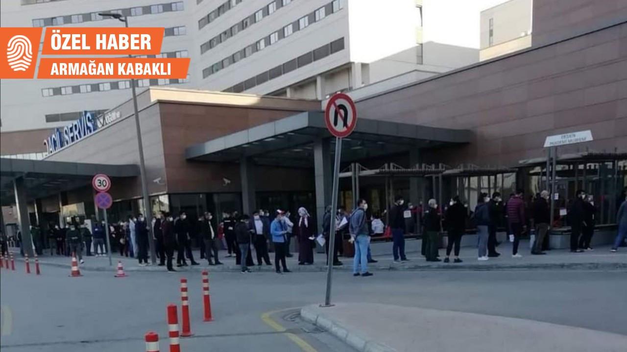 Adana Tabip Odası: Pandemi acil bölümlerinde boş sedye bile kalmadı