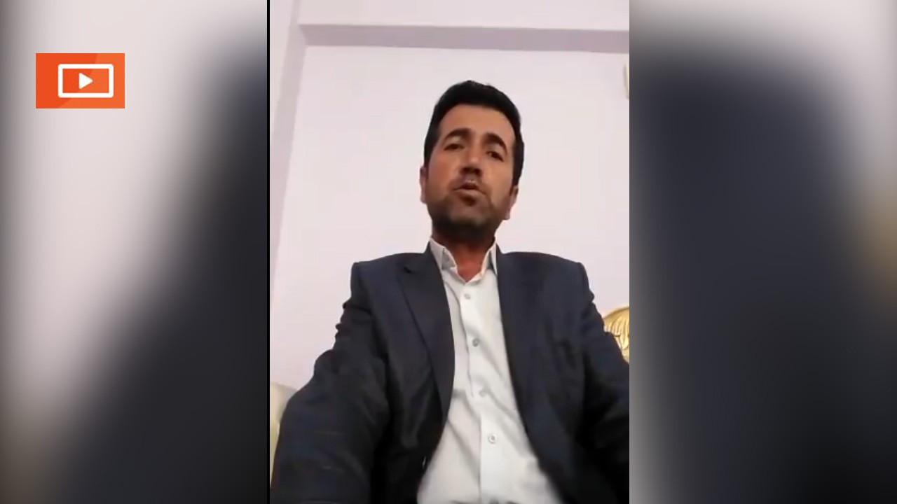 Ağrı Çayır Köyü muhtarı: 'Köyümüz susuzlukla terbiye ediliyor'