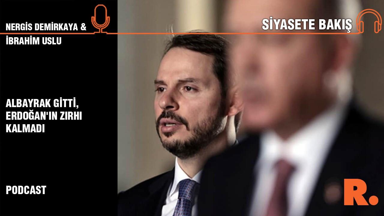 Siyasete Bakış... İbrahim Uslu: Yeni ekonomi modeli çöktü, Erdoğan 2014'e döndü