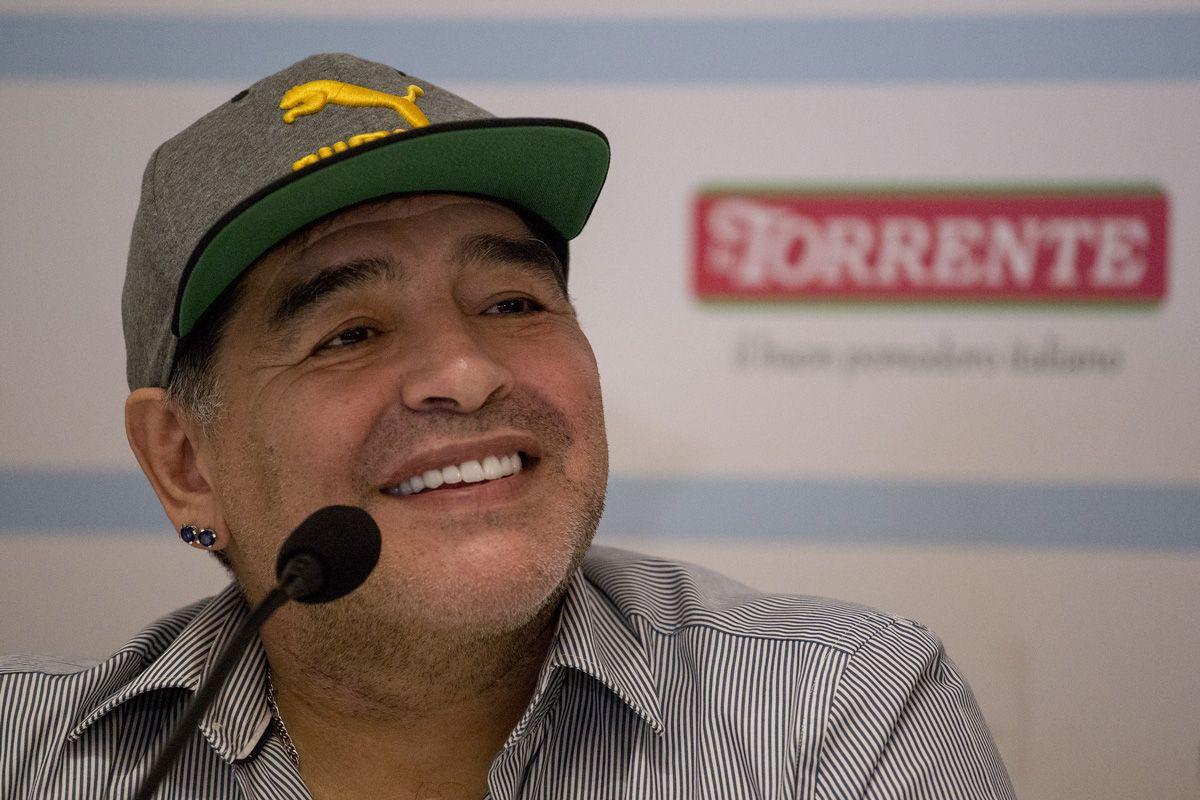 Maradona'nın mezar taşında da 'futbol topu' yazacak - Sayfa 2