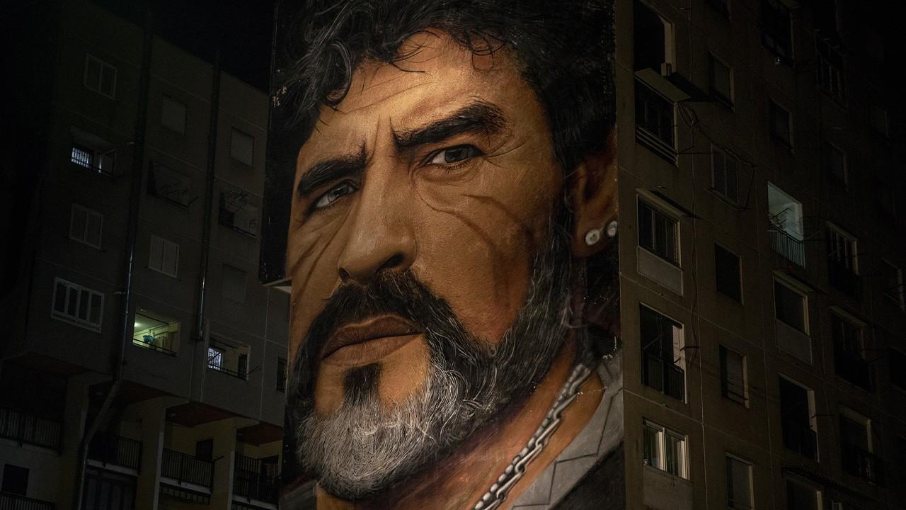 İddia: Maradona servetini tüketmişti
