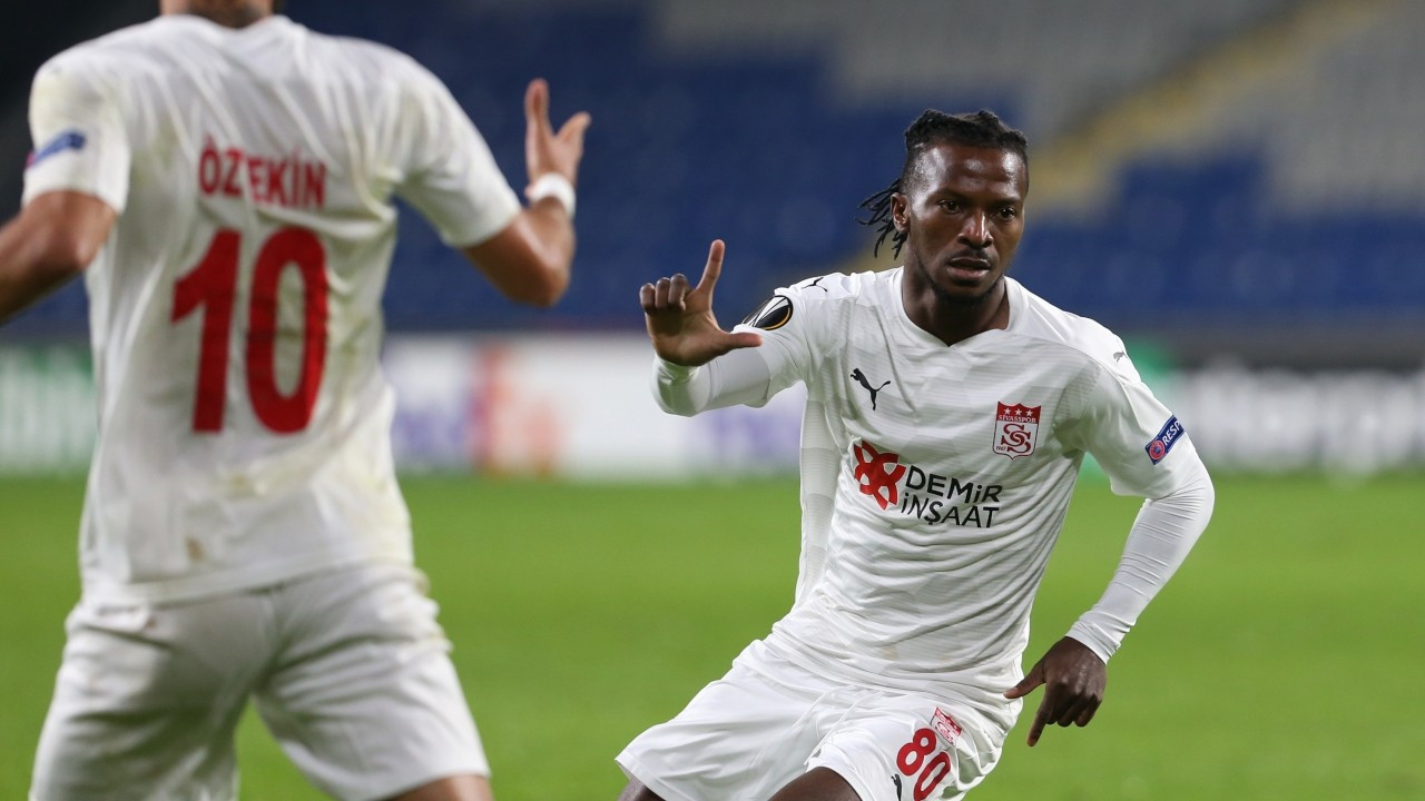 Sivasspor, Avrupa'da ikinci galibiyetini aldı