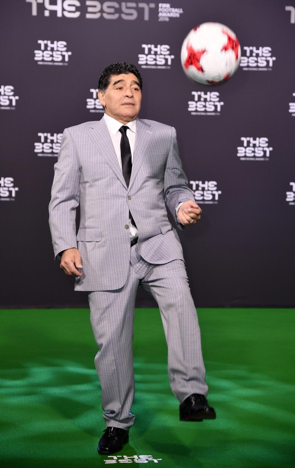 Maradona'nın unutulmaz sözleri: Stres sabah 6'da kalkanlar içindir - Sayfa 2