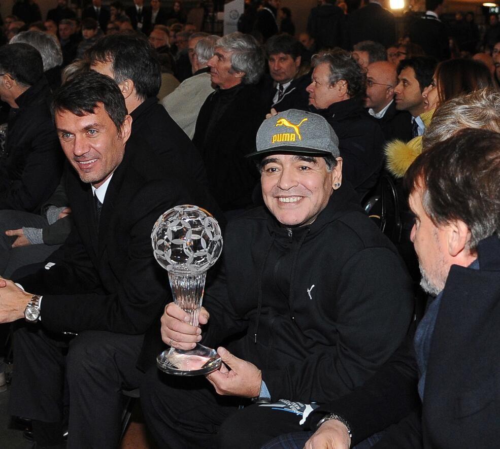 Maradona'nın unutulmaz sözleri: Stres sabah 6'da kalkanlar içindir - Sayfa 3