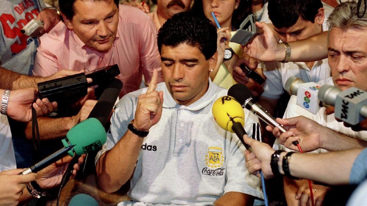 Maradona'nın unutulmaz sözleri: Stres sabah 6'da kalkanlar içindir