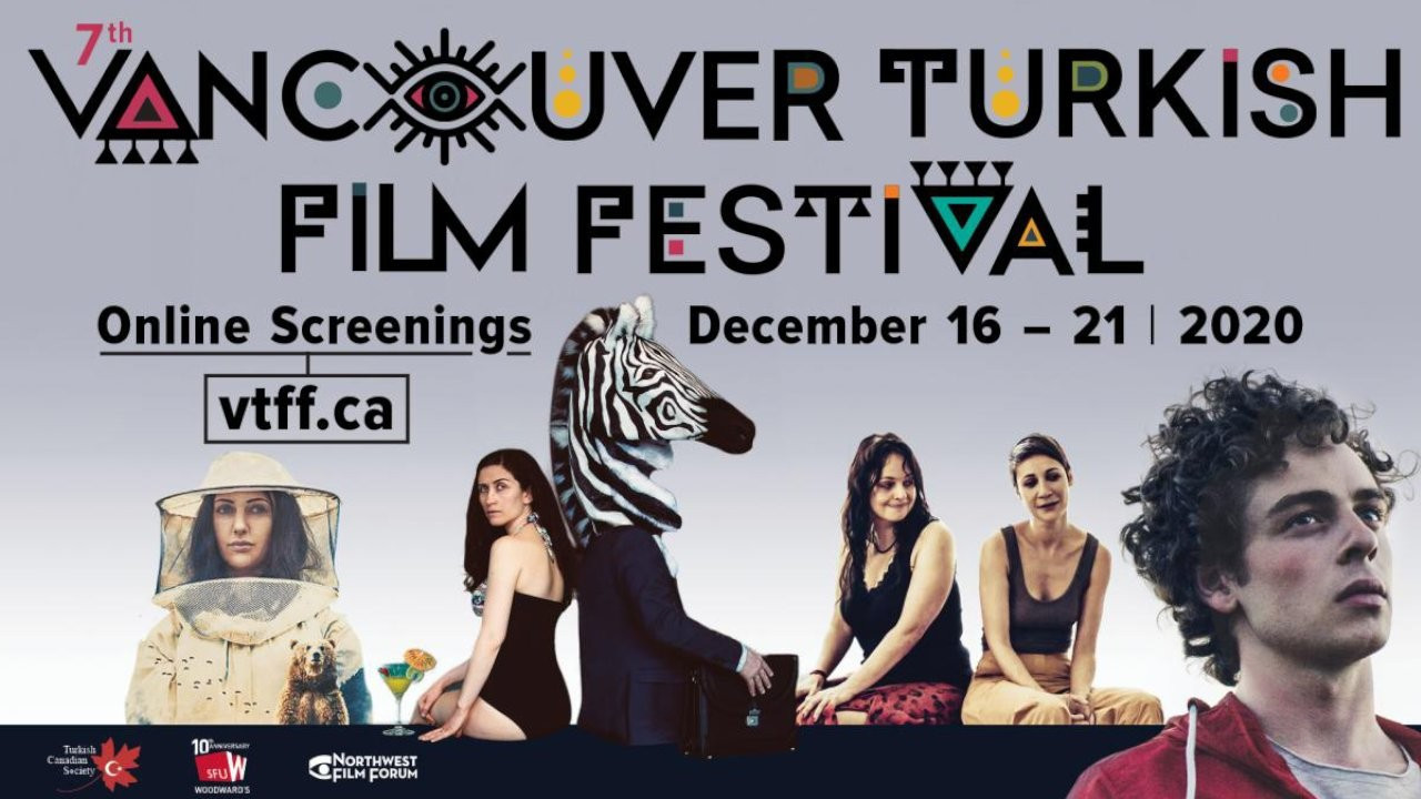 Vancouver Türk Filmleri Festivali çevrimiçi yapılacak