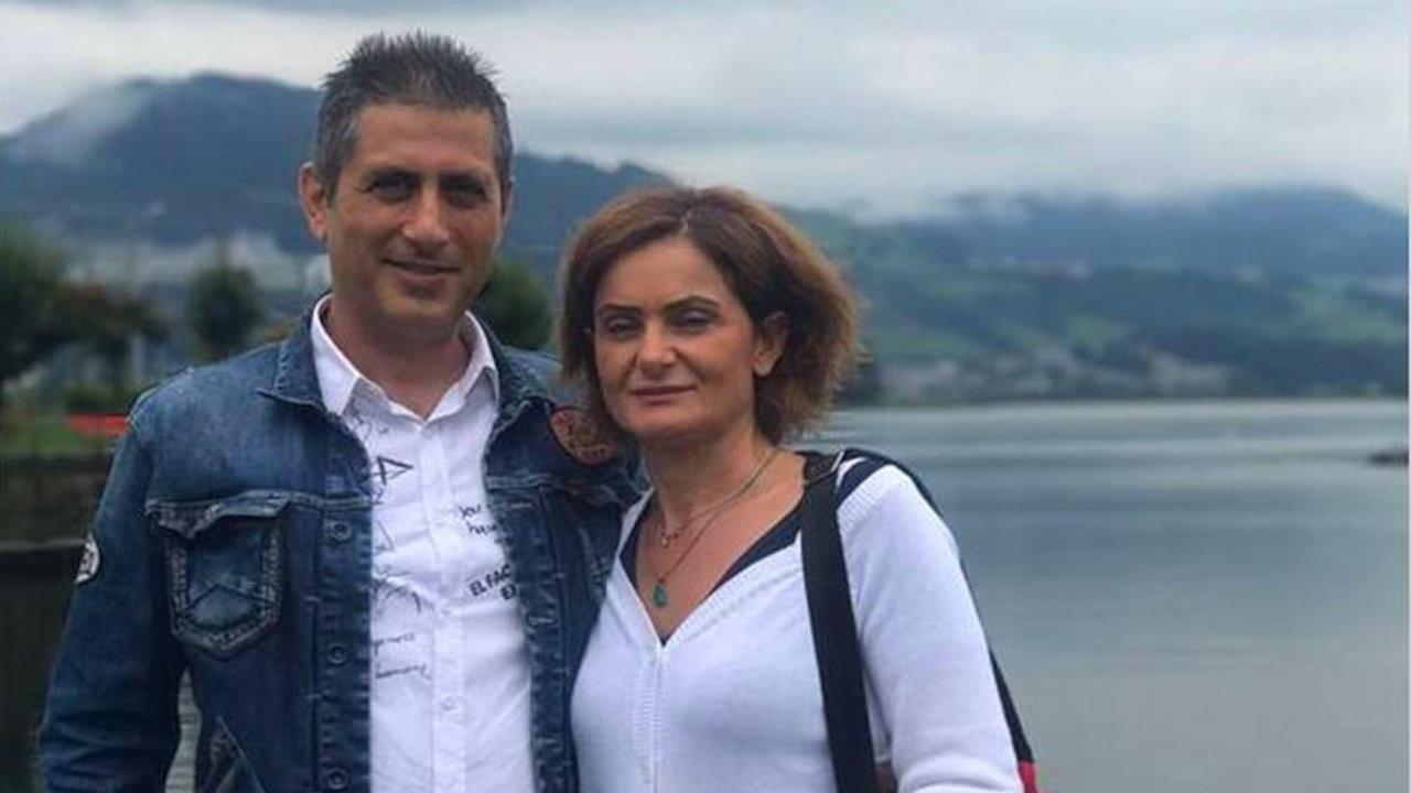 Kaftancıoğlu'nun eşinin çalınan motosikleti bulundu