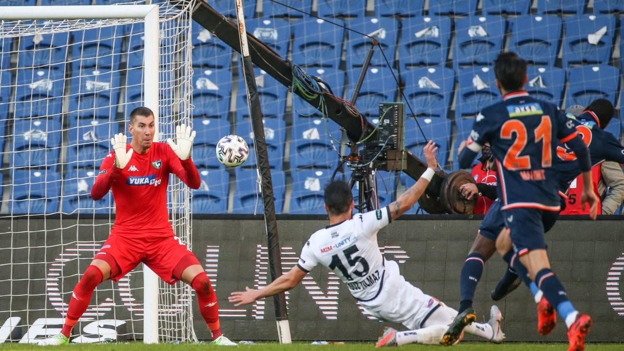 Denizlispor 3-0'dan geri döndü