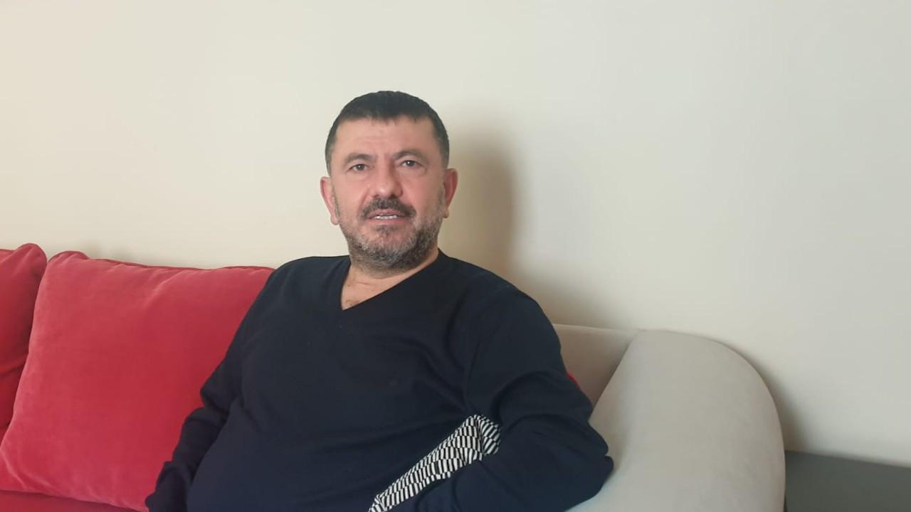 Veli Ağbaba: Korona testim pozitif çıktı