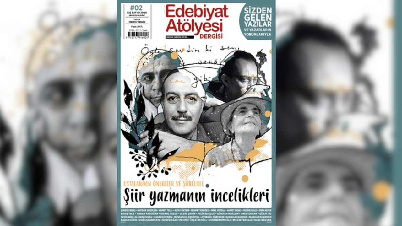 Edebiyat Atölyesi Dergisi'nen yeni sayı