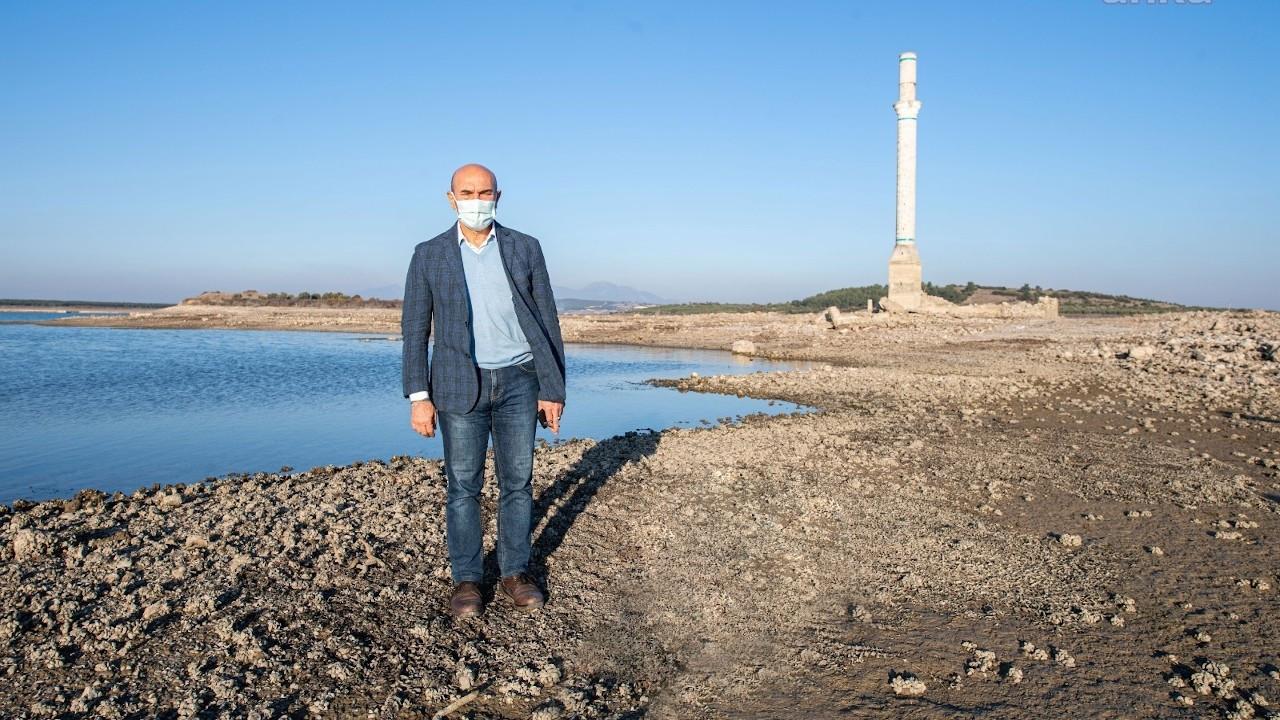 Tunç Soyer: Çok ciddi bir susuzluk tehdidi kapımızda