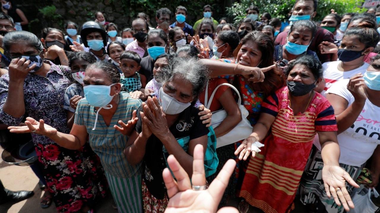 Sri Lanka'da cezaevinde korona isyanı: En az sekiz mahkum öldü