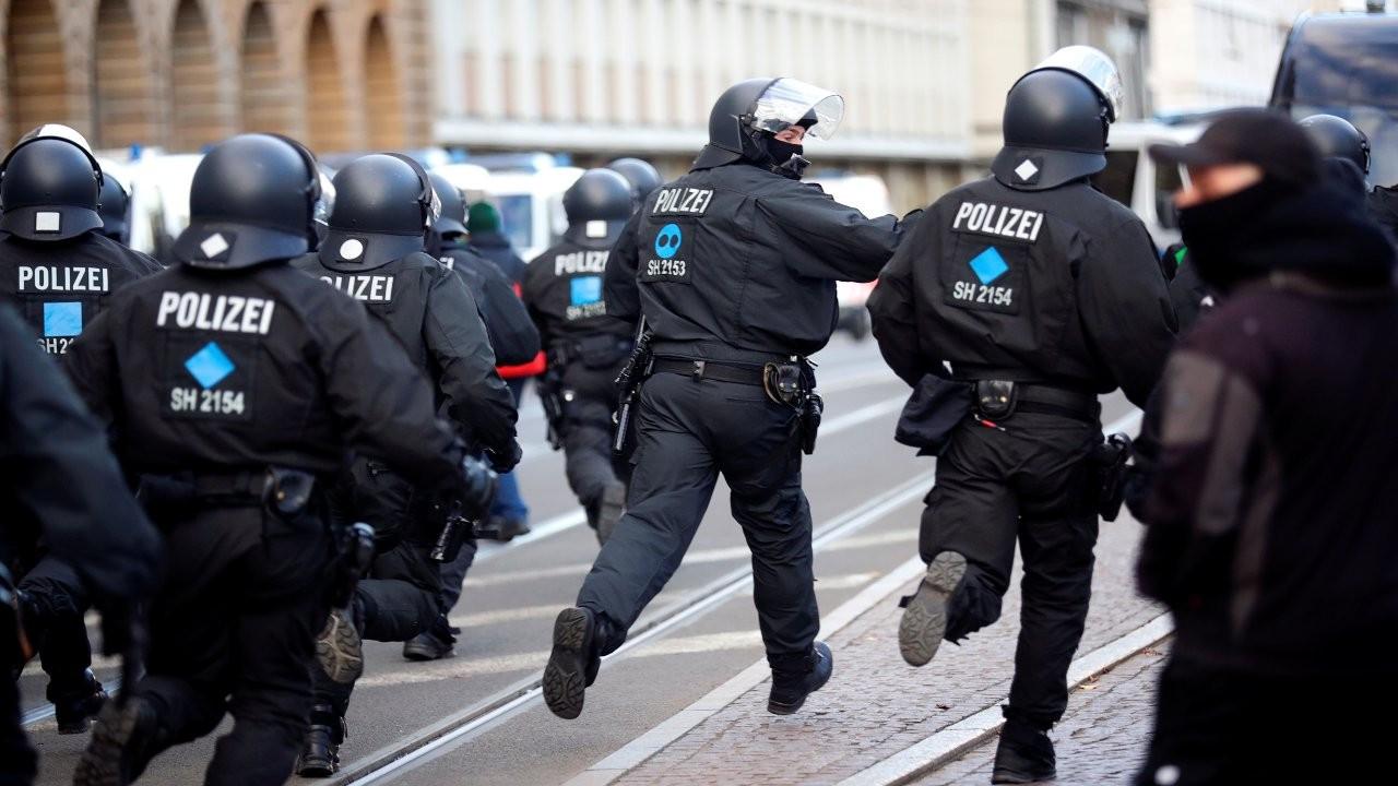 Almanya'da yeni Nazi devleti isteyen gruba yasak