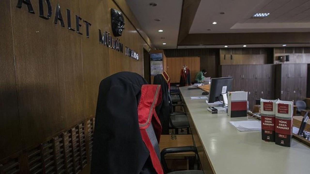 Eski ağır ceza mahkemesi başkanına hapis cezası
